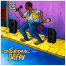 Warm Brew - Warm Brew EP Cover
