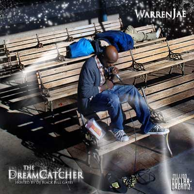 WarrenJae - The Dreamcatcher Album Cover