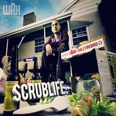 Scrublife Mixtape Front Cover