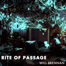 Will Brennan - Rite of Passage Cover