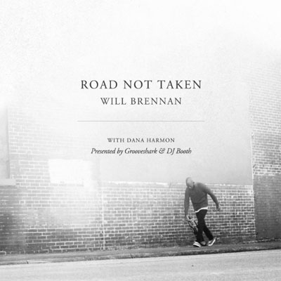 Road Not Taken Front Cover