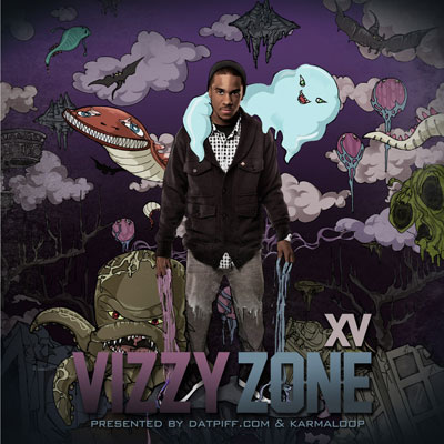 XV - Vizzy Zone (Deluxe Edition) Cover