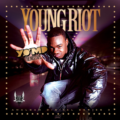 Young Riot - Y.O.M.P. Album Cover