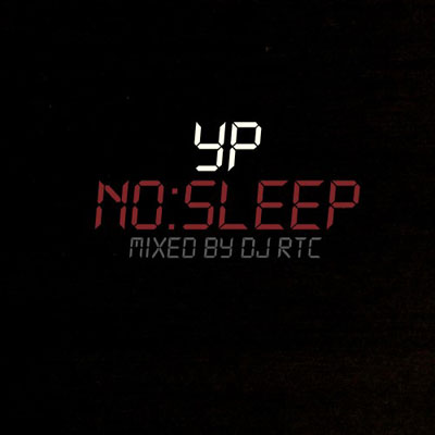 No Sleep Front Cover