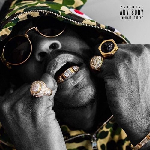 2 Chainz - Felt Like Cappin Album Cover