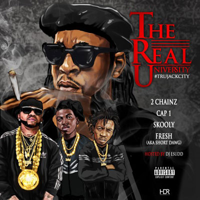 2 Chainz & T.R.U. The Real University - TRU Jack City Cover
