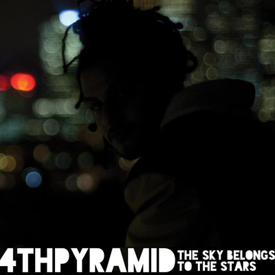 4th Pyramid - The Sky Belongs to the Stars EP Album Cover