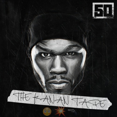 50 Cent - The Kanan Tape Album Cover