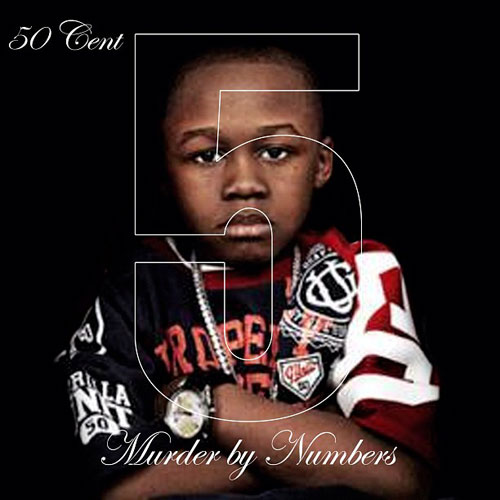 50 Cent - 5 (Murder By Numbers) Cover