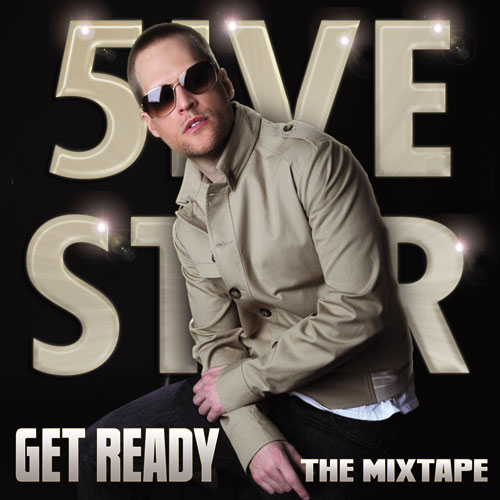 5ive Star - Get Ready Album Cover