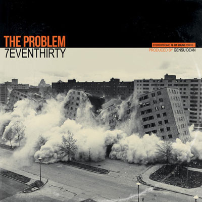 7evenThirty - The Problem Album Cover