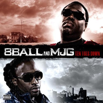 8 Ball & MJG - Ten Toes Down Cover