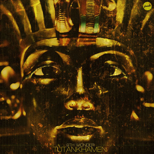9th Wonder - Tutankhamen (Valley of the Kings) Album Cover