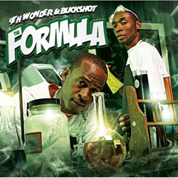 9th Wonder & Buckshot - The Formula Album Cover