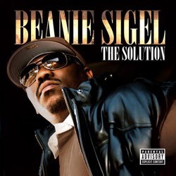 Beanie Sigel - The Solution Cover