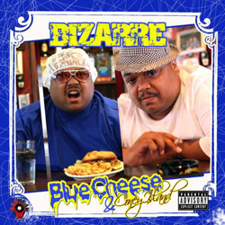 Bizarre - Blue Cheese 'n' Coney Island Album Cover