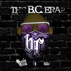 Bobby Creekwater - The B.C. Era Cover