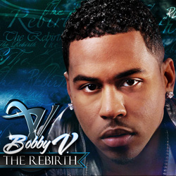 Bobby V - The Rebirth Cover