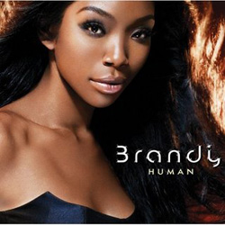 Brandy - Human Cover