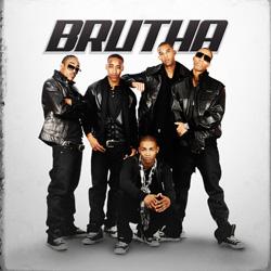 Brutha - Brutha Album Cover