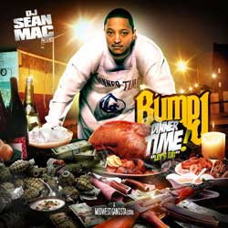 Bump J - Dinner Time Album Cover