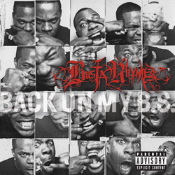 Busta Rhymes - Back on My B.S. Cover