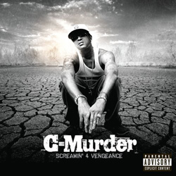 C-Murder - Screamin' 4 Vengeance Cover