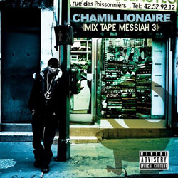 Chamillionaire - Mixtape Messiah (Part 3) Cover