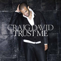 Craig David - Trust Me Album Cover