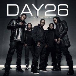 Day26 - Forever in a Day Album Cover