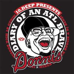 Donnis - Diary of an ATL Brave Cover