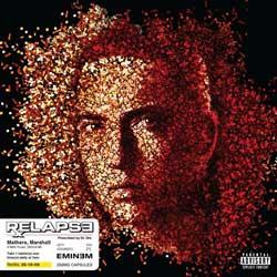 Eminem - Relapse Cover