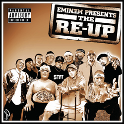 Eminem Presents: The Re-Up Cover
