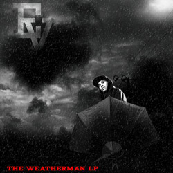 Evidence - The Weatherman LP Cover