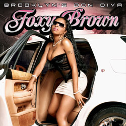 Foxy Brown - Brooklyn's Don Diva Album Cover