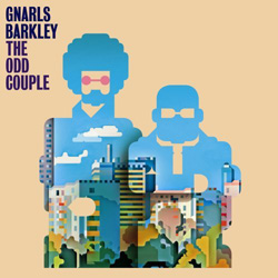 Gnarls Barkley - The Odd Couple Album Cover