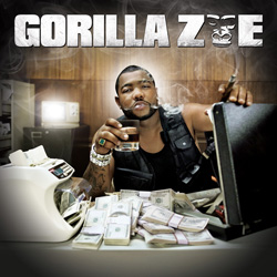 Gorilla Zoe - Don't Feed The Animals Cover
