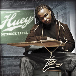 Huey - Notebook Paper Cover