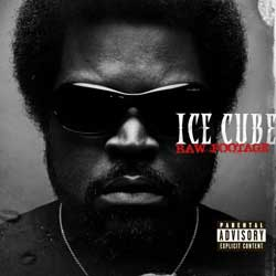 Ice Cube - Raw Footage Cover