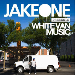 Jake One - White Van Music Album Cover