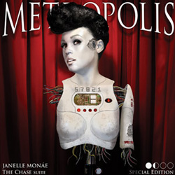 Janelle Monae - Metropolis: The Chase Suite (Special Edition) Cover