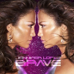 Jennifer Lopez - Brave Cover
