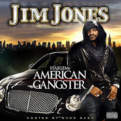 Jim Jones - Harlem's American Gangster Cover