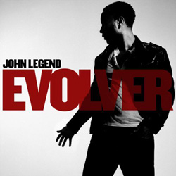 John Legend - Evolver Cover