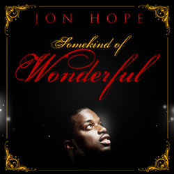 Jon Hope - Somekind of Wonderful Cover
