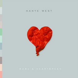 Kanye West - 808's & Heartbreak Cover
