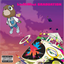 Kanye West - Graduation Cover