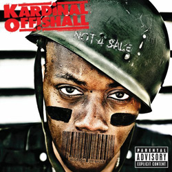 Kardinal Offishall - Not 4 Sale Cover