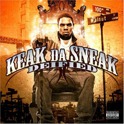 Keak Da Sneak - Deified Album Cover