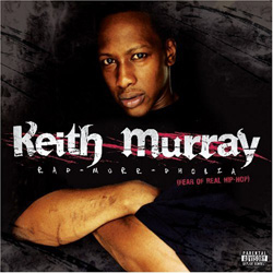 Keith Murray - Rap-Murr-Phobia (The Fear of Real Hip-Hop) Cover